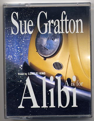 A Is For Alibi - Sue Grafton