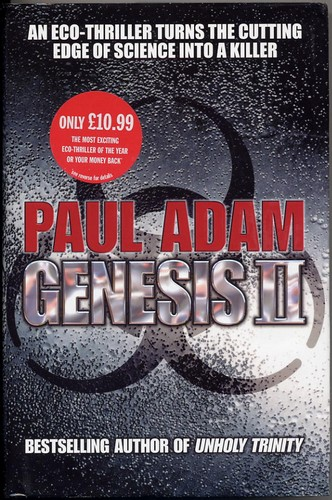 Adam, Paul - Genesis II  - 1st Edition