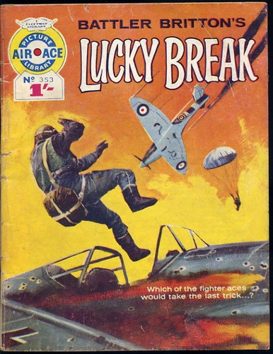 Air Ace No 353 - Lucky Break