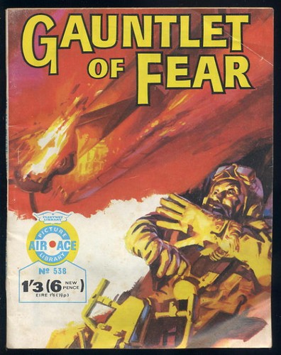 Air Ace No 538 - Gauntlet of Fear