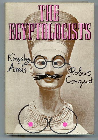 Amis Kingsley - The Egyptologist  - 1ST Edition 1965