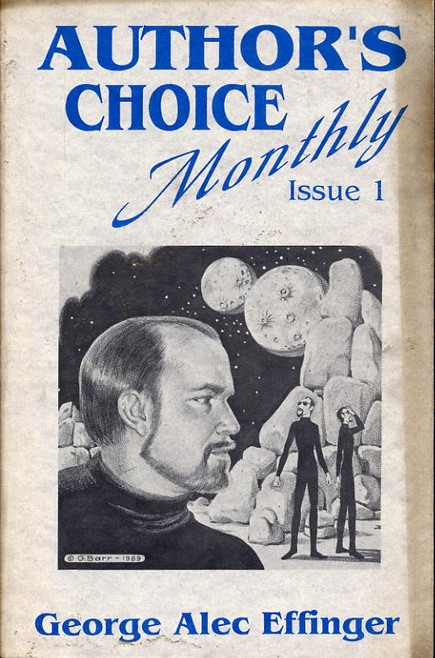 Author's Choice Monthly Issue 1 - George Alec Effinger - Pulp