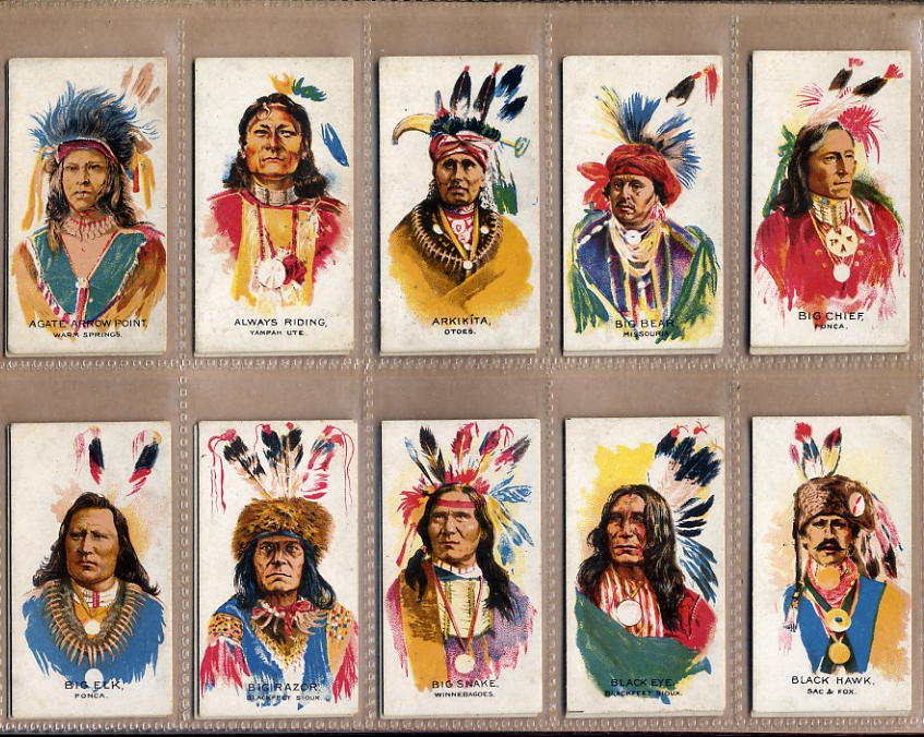 B A T - Indian Chiefs 1930