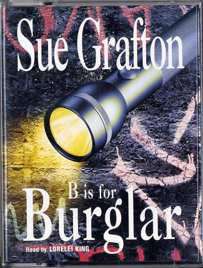 B is for Burglar - Sue Grafton