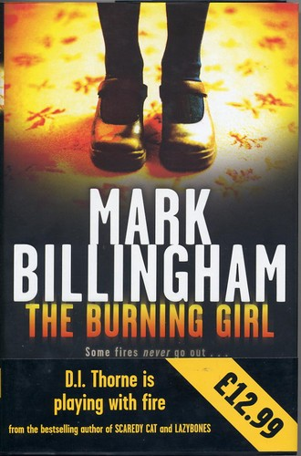 Billingham, Mark - The Burning Girl