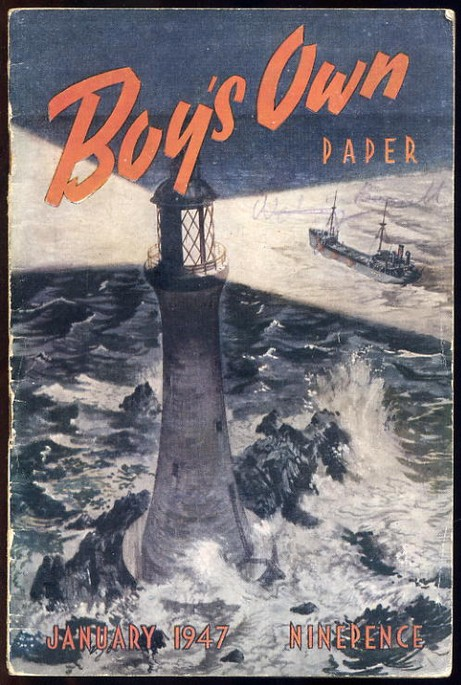 Boys Own Paper 1947 January