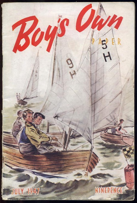Boys Own Paper 1947 July