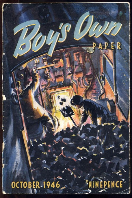 Boys Own Paper 1946 October