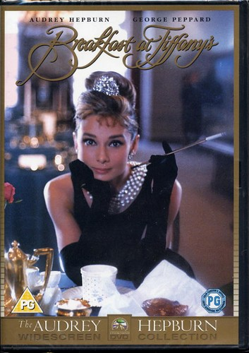 Breakfast At Tiffany's - DVD - Audrey Hepburn