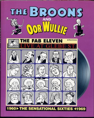 Broons & Our Willie 1960-1969 - D.C. Thompson - 1st Edition