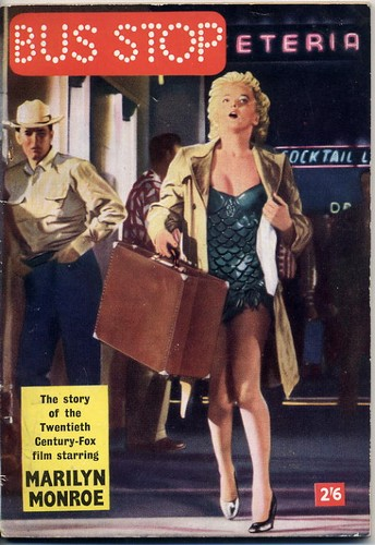Bus Stop - 1956 Digest Magazine (Marilyn Monroe) RARE