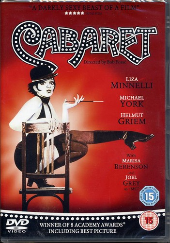 Cabaret - DVD - Winner of 8 Academy Awards