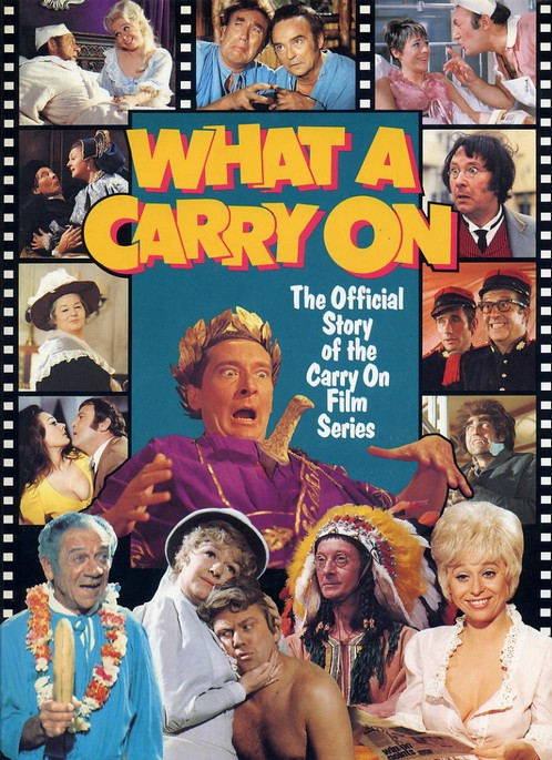 Carry On - Official Story of the Carry On Film Series