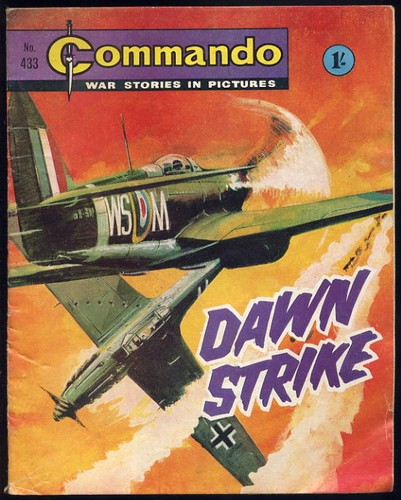 Commando No 433 - Dawn Strike