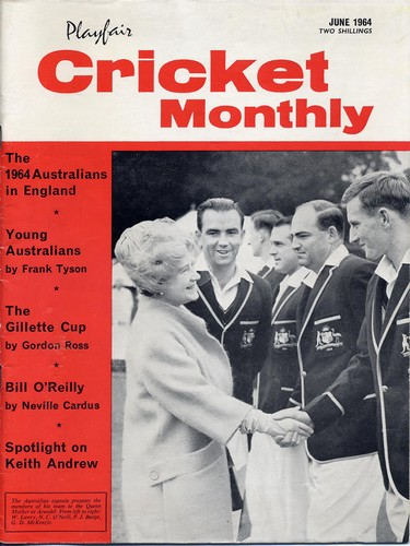 Cricket Monthly. Vol.5, No.2 June 1964