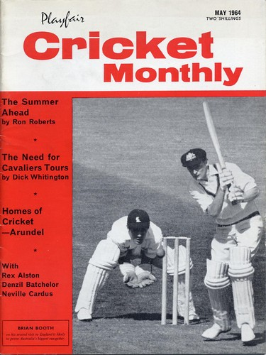 Cricket Monthly. Vol.5, No.1 May 1964