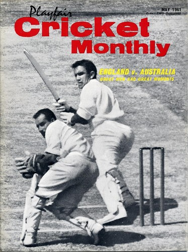 Cricket Monthly. Vol.2, No.1-12 May 1961-April 1962