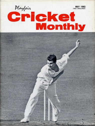 Cricket Monthly. Vol.3, No.1-12 May 1962-April 1963