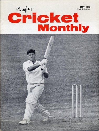 Cricket Monthly. Vol.4, No.1-12 May 1963-April 1964
