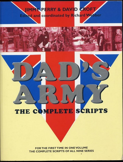 Dads Army The Complete Scripts <b> SOLD