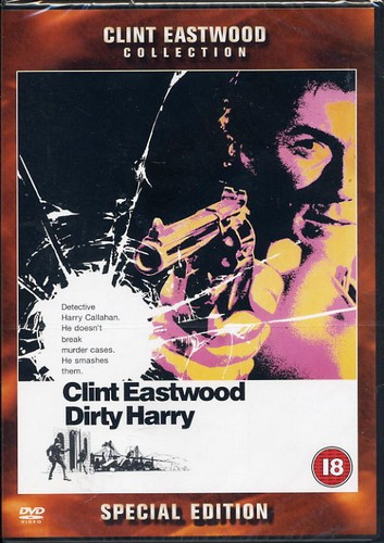 Dirty Harry - Clint Eastwood - Special Edition DVD