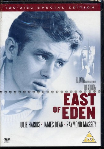 East of Eden - Special Edition DVD - James Dean