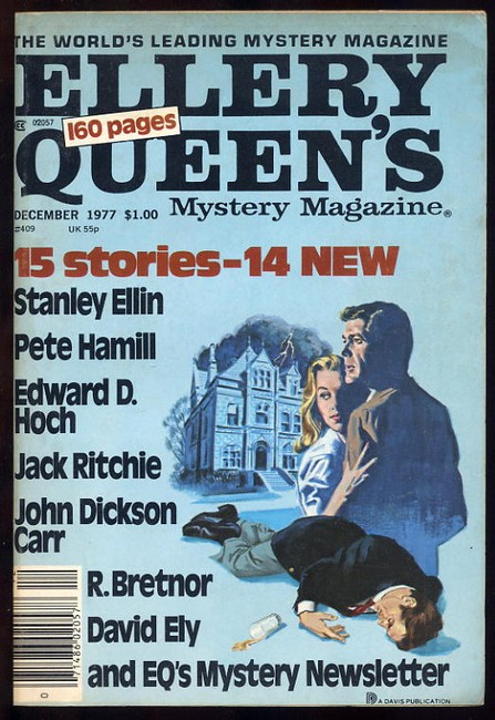 Ellery Queens Mystery Magazine No.409