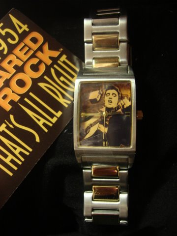 Elvis watch Limited Edition <b>SOLD</b>