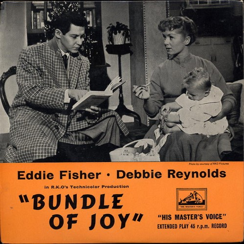 Fisher, Eddie - Bundle of Joy
