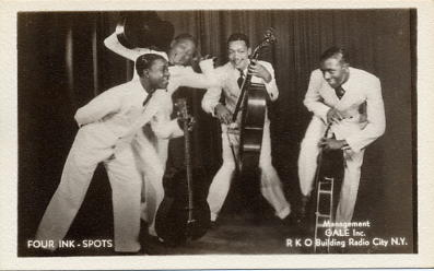 Four Ink Spots
