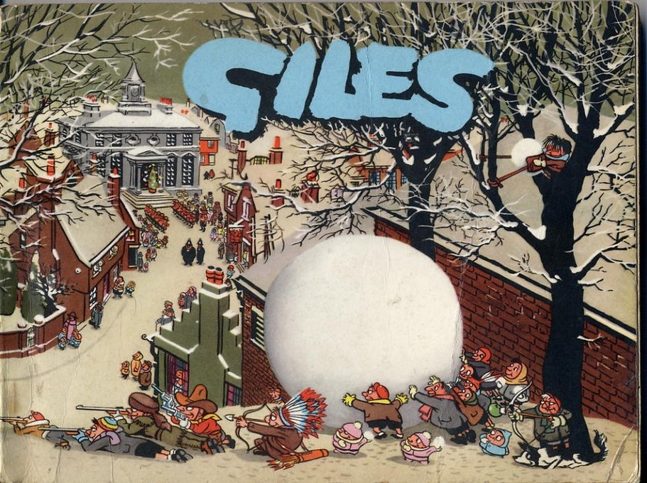 Giles - Eleventh Series 1956/57