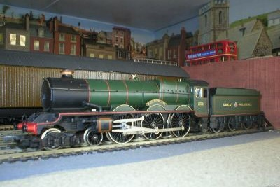 HORNBY GREAT WESTERN GWR 460 KING HENRY VIII No.6013 <b>SOLD</b>