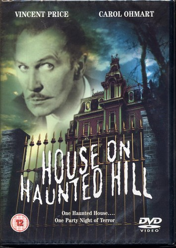 House On Haunted Hill - Vincent Price - DVD