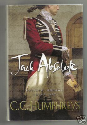Humphreys, C.C. - Jack Absolute - SIGNED 1st Ed 2004