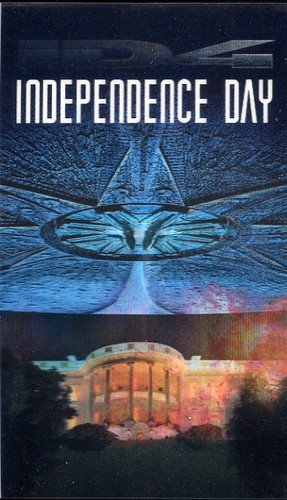 Independence Day - iD4 - Lenticular