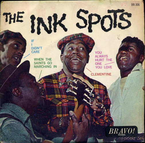 Ink Spots - EP