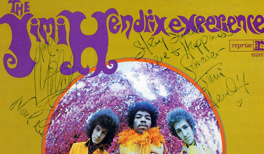 Hendrix, Jimi (1942-1970) - 'Are You Experienced' (SOLD)