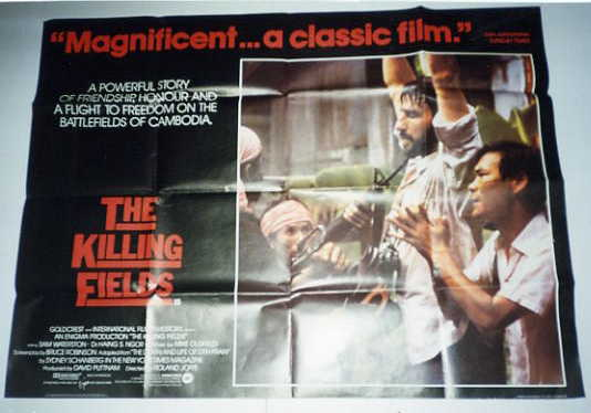 Killing Fields, The - 1984 - Quad