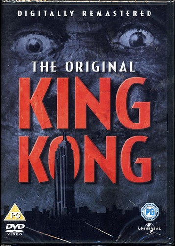 King Kong - The Original on DVD - Digitally Remastered