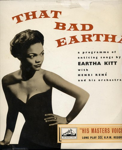 Kitt, Eartha - That Bad Eartha