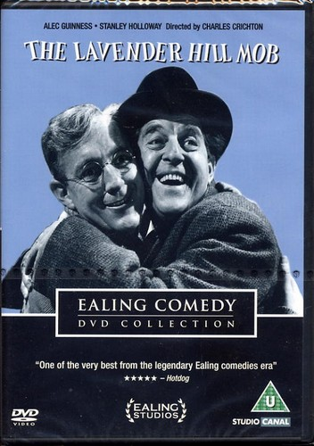 Lavender Hill Mob - Ealing Comedy <b> SOLD </b>