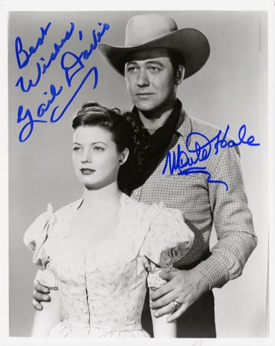 Law of The Golden West (1949) - Gail Davis, Monte Hale