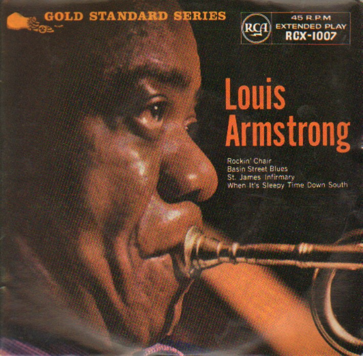 Armstong, Louis - EP Gold Standard Series