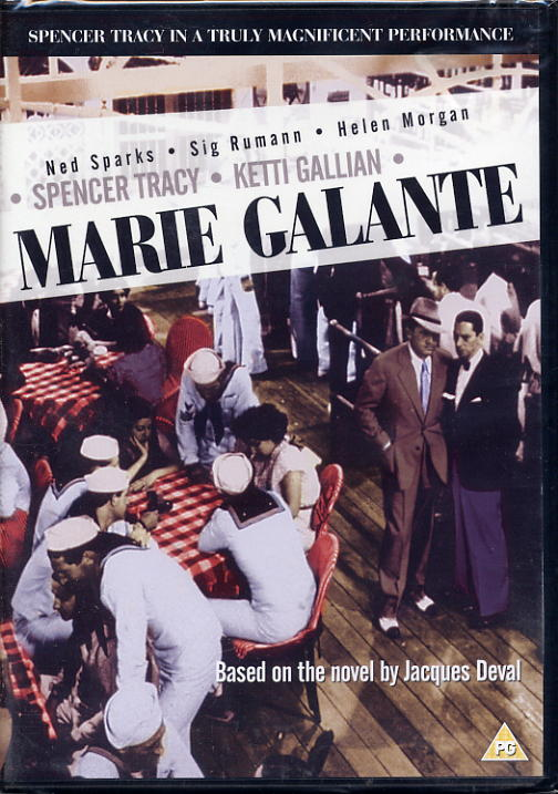 Marie Gallant - Spencer Tracy - DVD