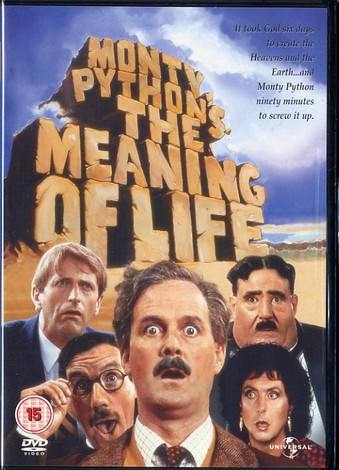 Meaning of Life - DVD - Monty Python