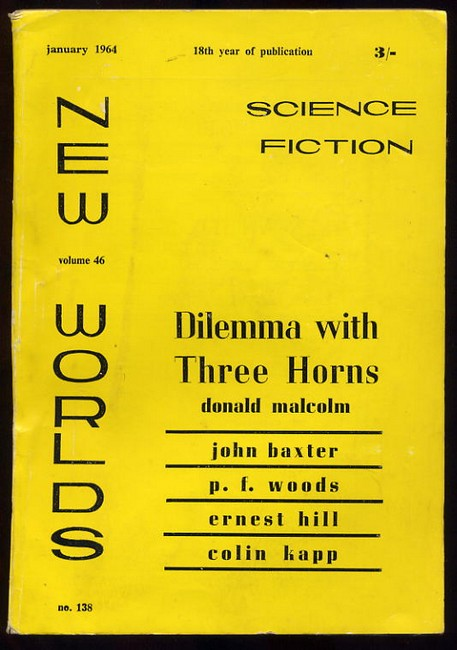 New Worlds Science Fiction Vol 46 No138 Jan 1964