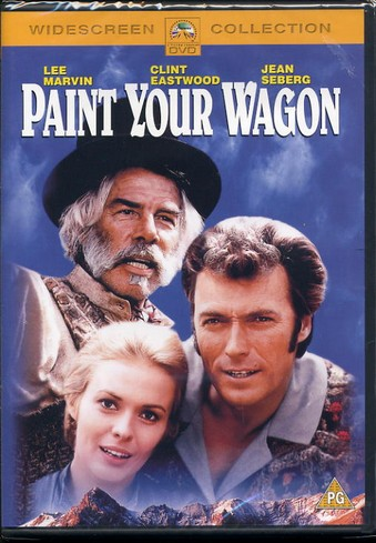 Paint Your Wagon - DVD - Clint Eastwood & Lee Marvin