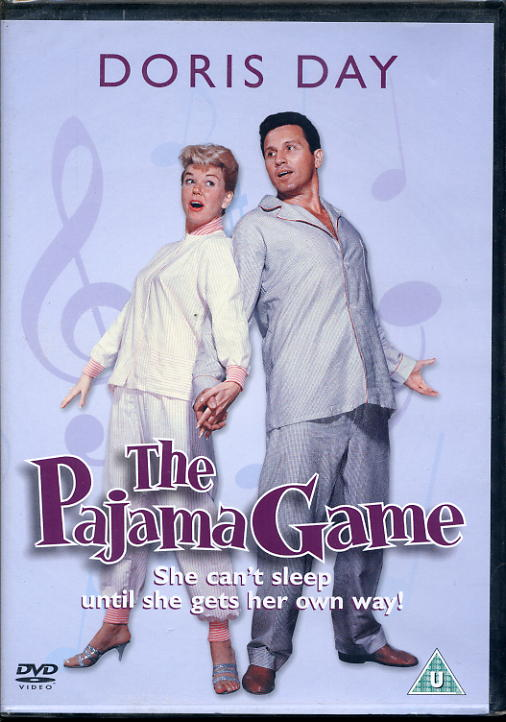 Pajama Game - Doris Day - DVD