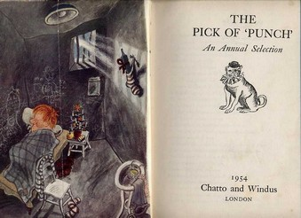 Pick of Punch, The 1954 Annual