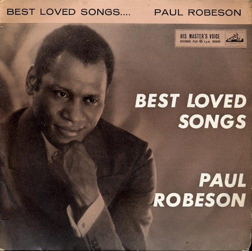 Robeson, Paul - Best Loved Songs - EP